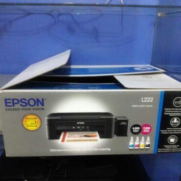 Printerlər - Azərbaycan: Epson L222