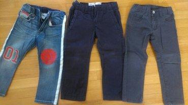Farke-za - Srbija: Pantalone i farke 92 -98br h&m,zara,kom 900din,sve za 2000din