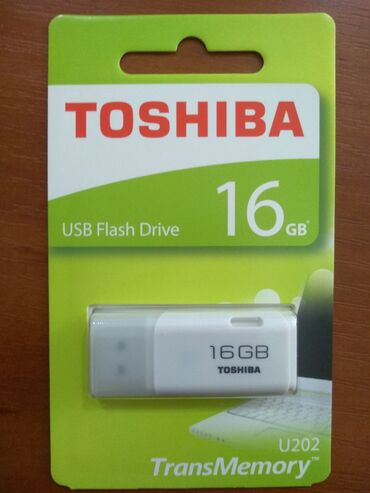 ssd-диск в Кыргызстан: Флешки 16 гигабайт