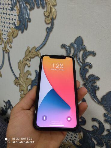 продам пластинки в Кыргызстан: Б/У IPhone 11 64 ГБ Черный