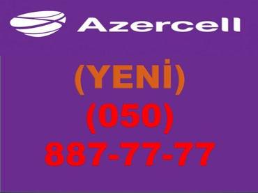 Bakı şəhərində Qızıl Azercell nömrələri!