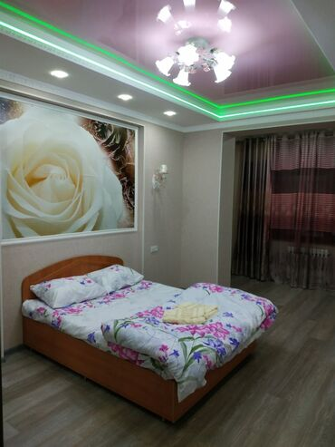 дачи посуточно в Кыргызстан: Квартира посуточно Малдыбаева АхунбаеваВсегда чисто и уютно.Квартира в