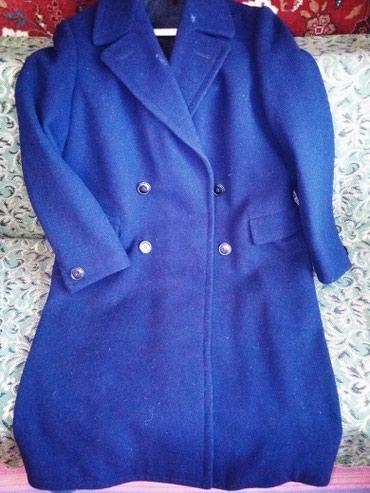 Продаю пальто в отличном состоянии, женское, размер 44-46 в Бишкек