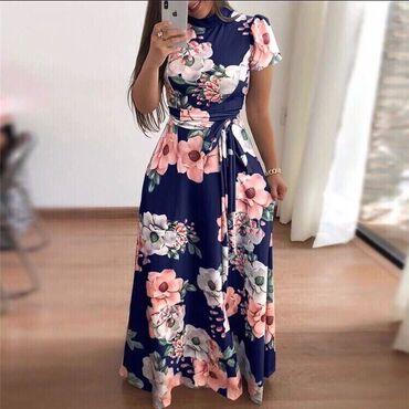 Haljine - Ub: Cvetne haljine