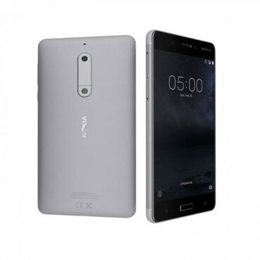 Elektronika - Cacak: Nokia 5-Dual Sim-3 GB RAM-32 GB ROM-JACA VERZIJA-Silver  Odlicno stanj