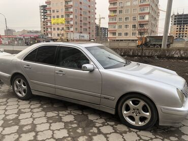 кастрация кота бишкек цена в Кыргызстан: Mercedes-Benz A 210 4.3 л. 2002