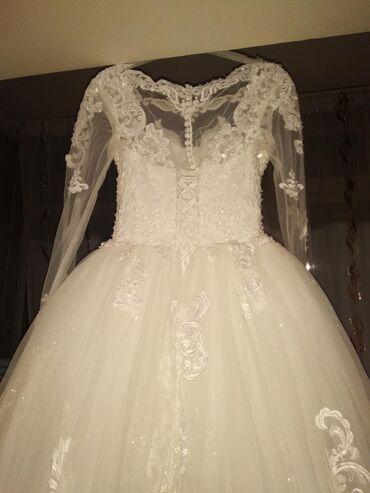 Продается пышное свадебное платье в отличном состоянии, время носки 5-