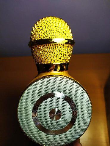 караоке в Кыргызстан: Караоке микрофон новый в наличииКараоке-микрофон Wester WS-669Новые