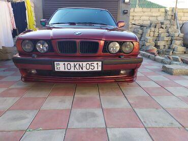 bmw-5-серия-525ix-vanos - Azərbaycan: BMW 5 series 2.5 l. 1988 | 3524678 km