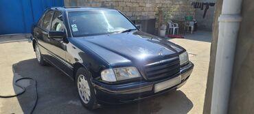 Mercedes-Benz C 180 1.8 l. 2000 | 469000 km