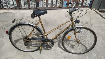 Продаю немецкий велосипед!!В хорошем состоянии!!