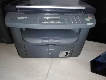 принтер 3в1 canon 4410 в Кыргызстан: Мфу canon 3в1 принтер сканер ксерокс идеальное состоЯние картридж