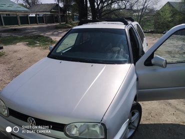 volkswagen-golf-бу в Кыргызстан: Volkswagen Golf 2 л. 1996
