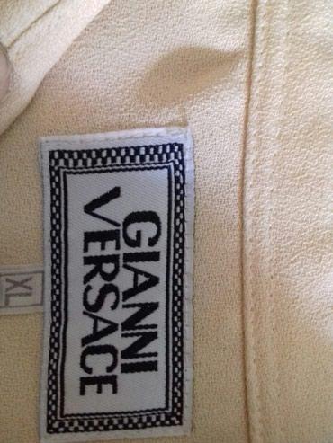 Gianni Versaci kosulja xl velicina - Zrenjanin