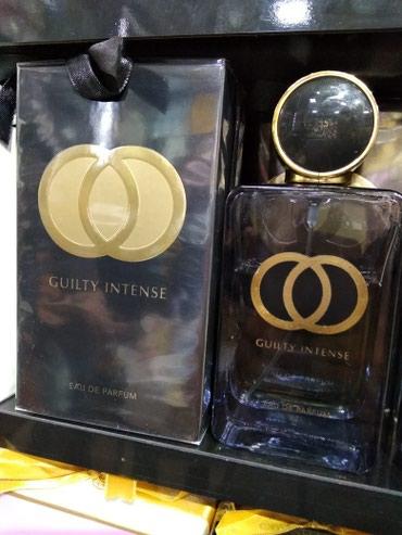 Xırdalan şəhərində Gucci guilty parfum duxi etir