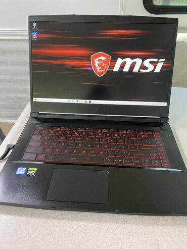 """MSI 15.6"""" GF63-GF65 i7 Thin Gaming Laptop Original"""