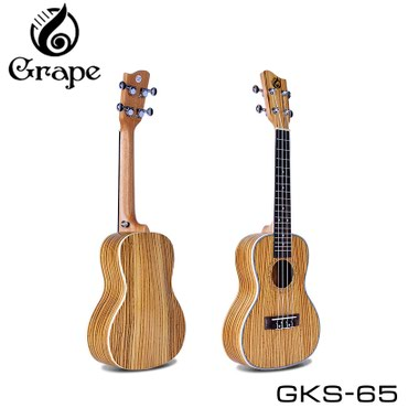 Укулеле сопрано GKS-65Бренд: GrapeТип: СопраноКорпус