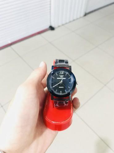 часы все цвета в Кыргызстан: Синие Мужские Наручные часы Armani
