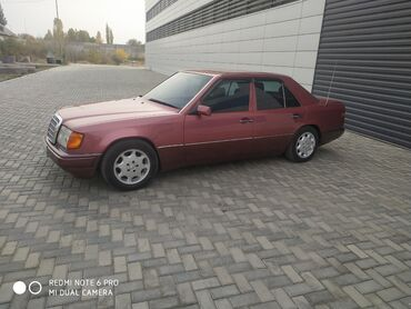 Mercedes-Benz W124 2 л. 1993