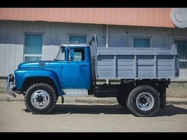 Грузовые перевозки - Кыргызстан: Отсев зил смесь  песок  гравер  щебень  камень