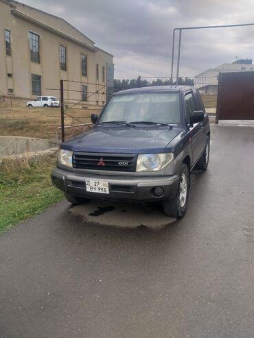 25 elan | NƏQLIYYAT: Mitsubishi Pajero Pinin 1.8 l. 1999 | 522695 km