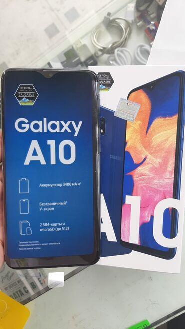 Samsung A10 Təzə Qeydiyatlı nömrə taxılmıyıbƏn ucuz bizdə 1 il