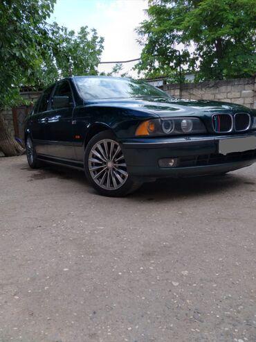 İşlənmiş Avtomobillər Qusarda: BMW 528 2.8 l. 1998 | 315000 km