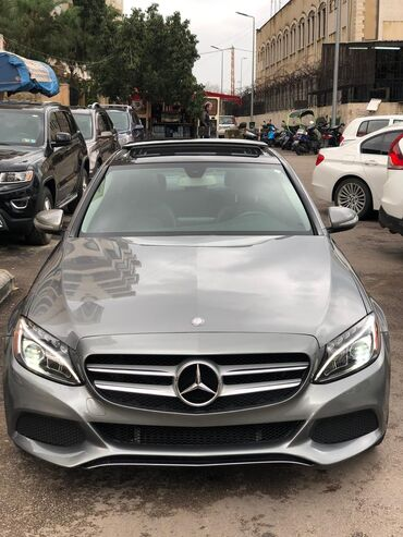 Mercedes-Benz | Srbija: Mercedes-Benz C-class AMG 2 l. 2015 | 50000 km