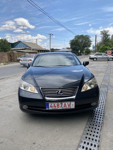 Lexus в Кыргызстан: Lexus ES 3.5 л. 2008   165000 км