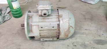 Электромонтажное оборудование - Бишкек: Продаю электродвигател АОЛ.31-12М 220 в 1 киловатт