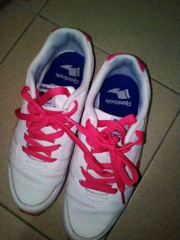 Ženska patike i atletske cipele | Pozarevac: Ribok patike, broj malo nosene, cena 500dinara