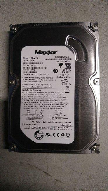жёсткий диск 80gb в Кыргызстан: Жёсткий диск sata 80gb производительность здоровье 100% Цена 400сом