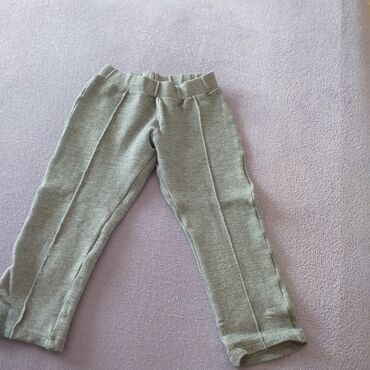 Pantalone pamuk polyester - Srbija: Pantalone na ivicu pamuk elastin br 5