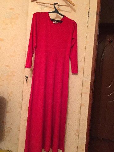красное длинное платье в пол в Кыргызстан: Платье Клубное 9Fashion Woman