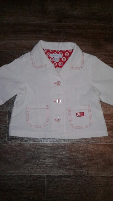 Продаю пиджак фирмы chicco б/у.  в Бишкек