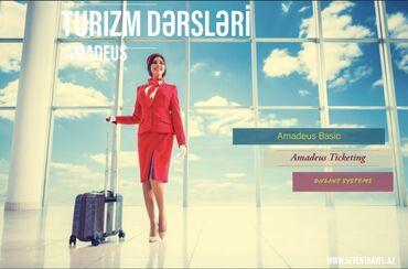 Suruculuk kurslari genclik - Азербайджан: Turizm kursları