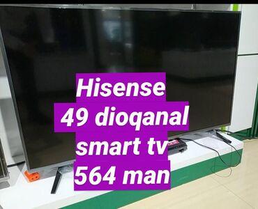 Televizorlar yalnız nağd çox ucuz qiymətə satılır. Kredit yoxdur