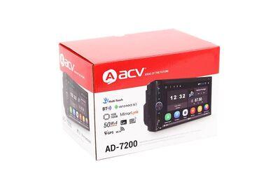 "Фирменная автомагнитола на базе Андроид ""ACV AD-7200""Андроид это"