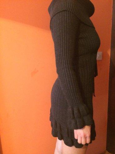 Pletena haljina, vuna i akril. - Kraljevo