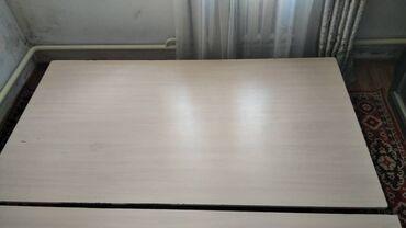 Срочно! В связи с выездом! Продаю 2 низких стола. Длина 2,5 метра. Каж