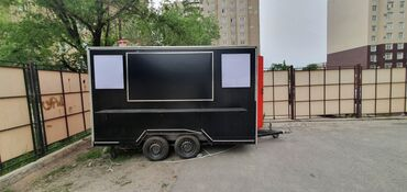 прицеп на велосипед в Кыргызстан: Срочно срочно срочно продаю готовый и абсолютно новый - фудтрак(прицеп