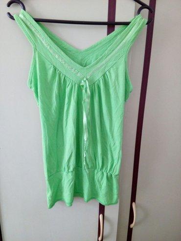 Majica zelena - Srbija: Majica