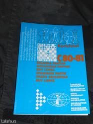 Sport i hobi - Loznica: Enciklopedija šah. otvaranja C80-8 Španska partijaOtvorena varijanta