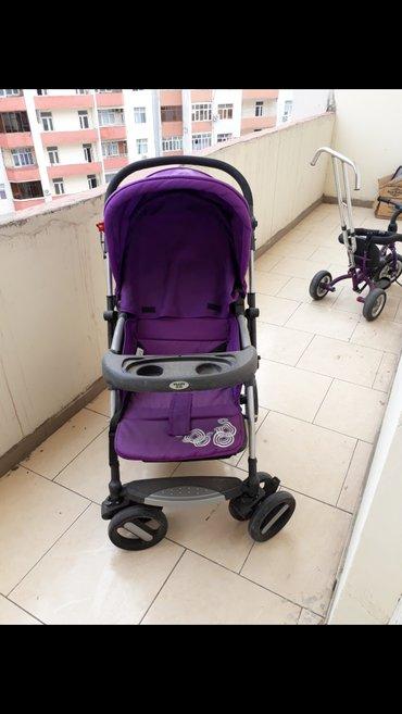 Bakı şəhərində Детская коляска договорная цена мало