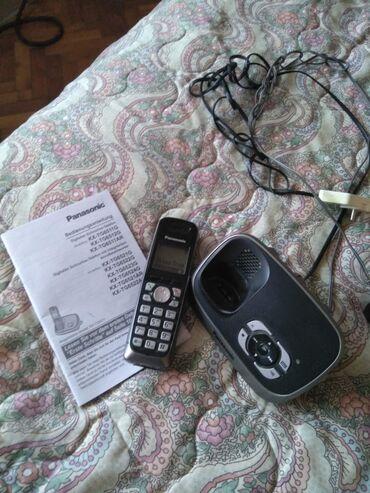 Panasonic fixni telefon u odlicnom stanju