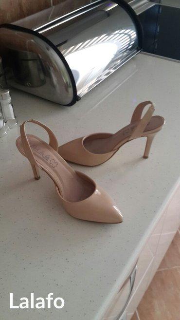 Prodajem sandale jednom nosene...37 broj... - Raska