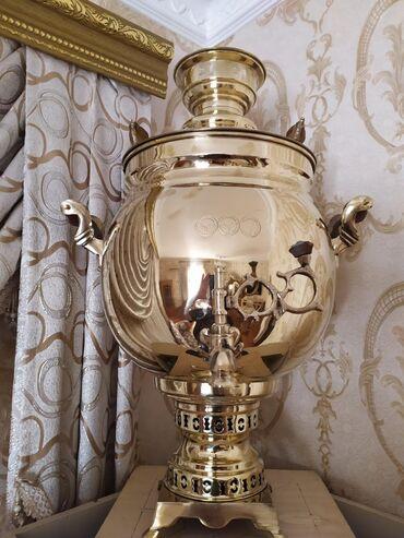 somavar - Azərbaycan: 15 litr somavar az islenib
