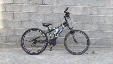 Детский мир - Кызыл-Туу: Всем доброго дня суток. Продаю велосипед.подростковый. 7