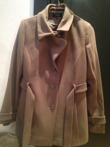 Bakı şəhərində Очень красивое фирменное пальто,шикарное лекало
