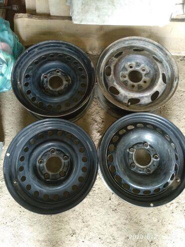 железные диски на 15 в Кыргызстан: Диски железные r 15. 4 шт